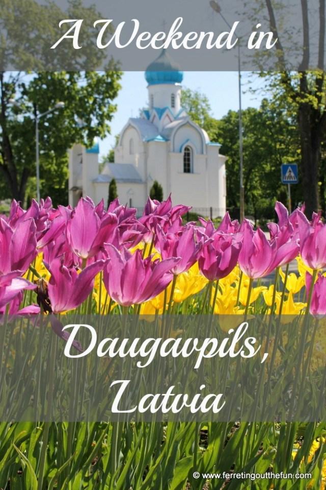Daugavpils Latvia Travel Guide