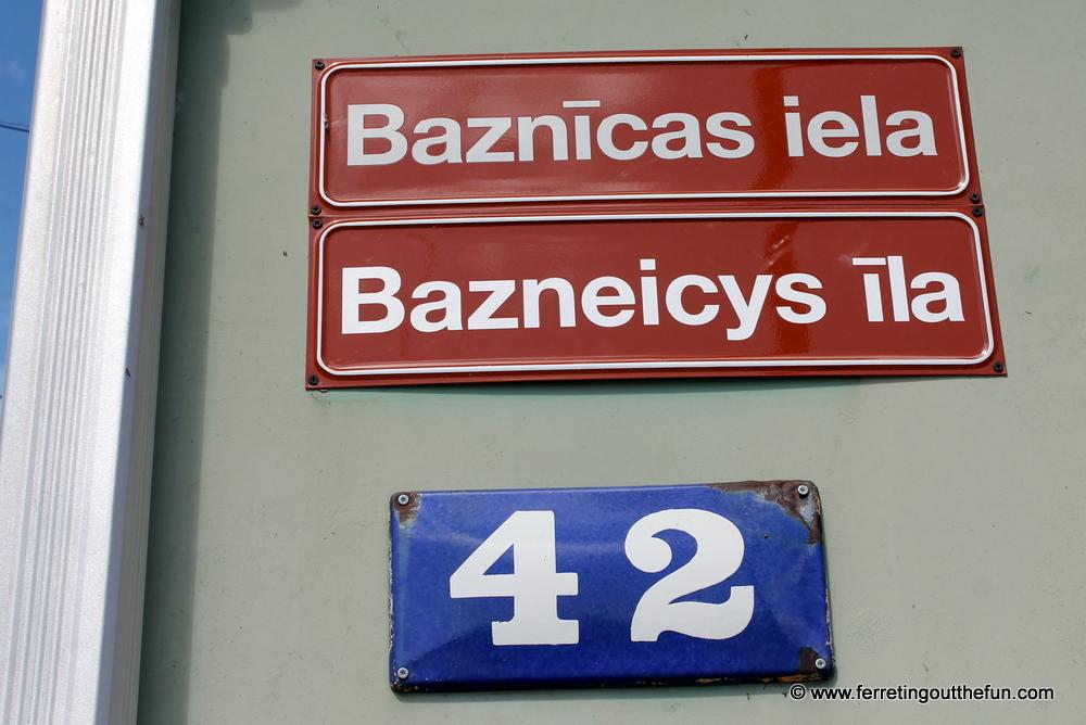 Latgalian language