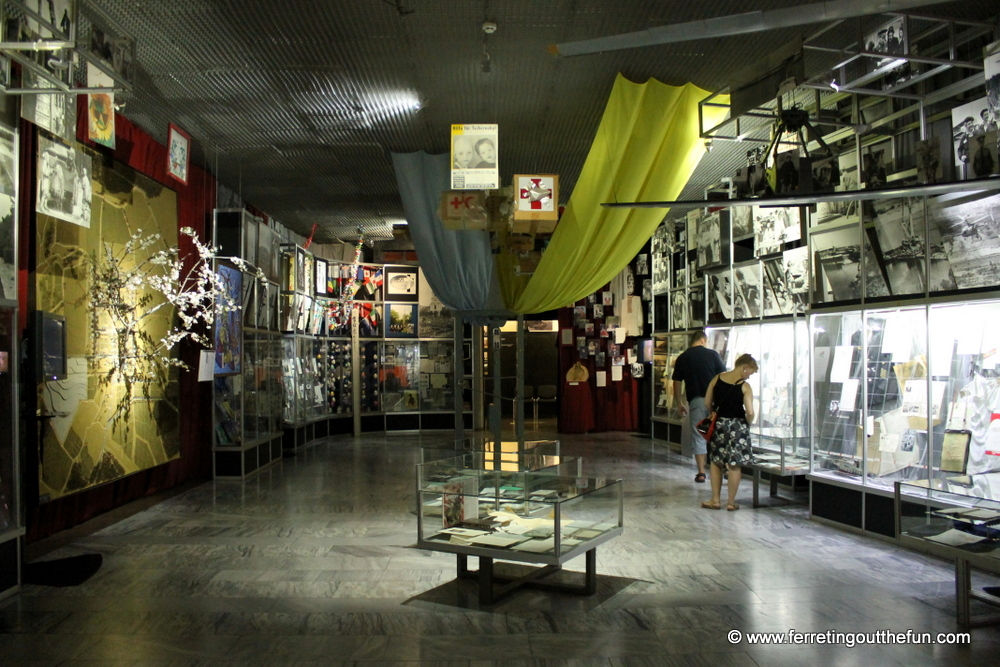 Kyiv Chernobyl Museum