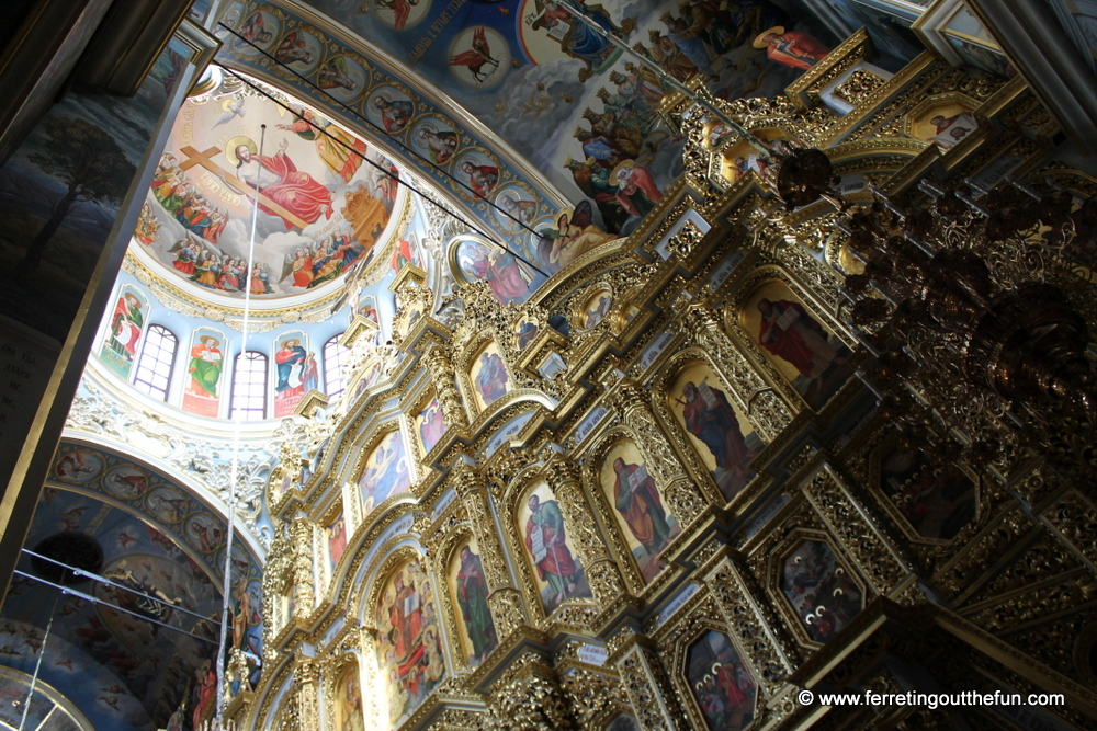 Kyiv Dormition Cathedral