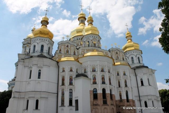Kyiv Pechersk Lavra UNESCO