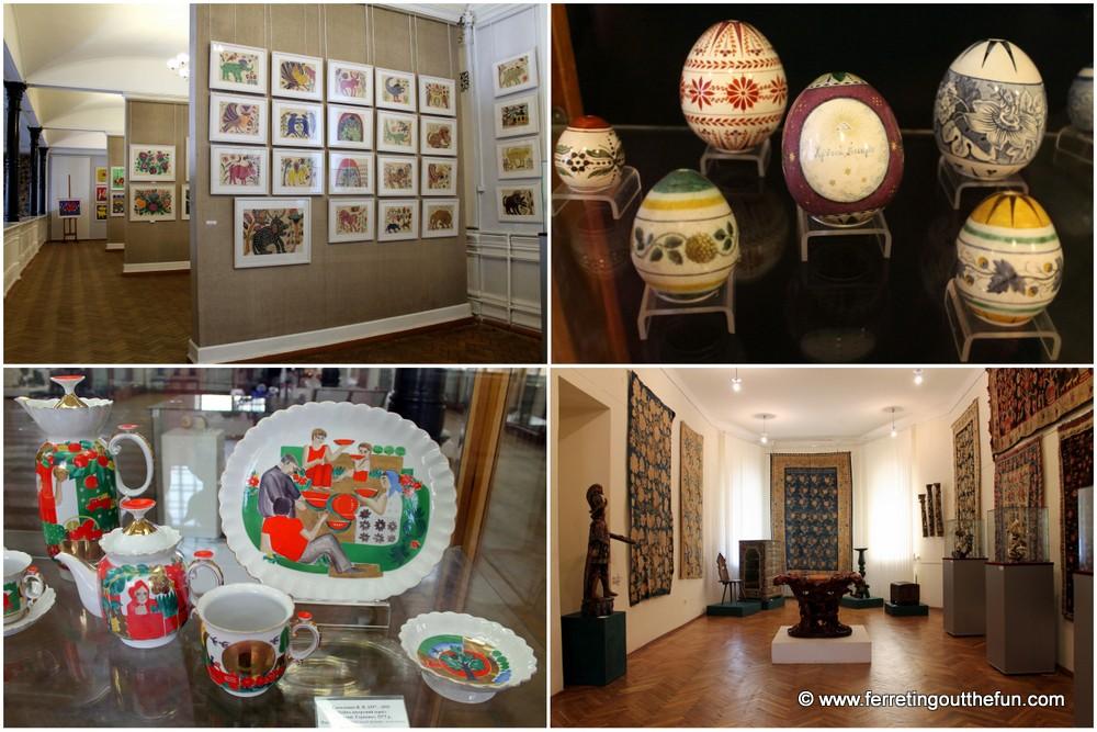 Museum of Ukrainian Decorative Folk Art