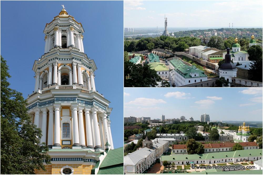 Kyiv Pechersk Lavra Great Bell Tower
