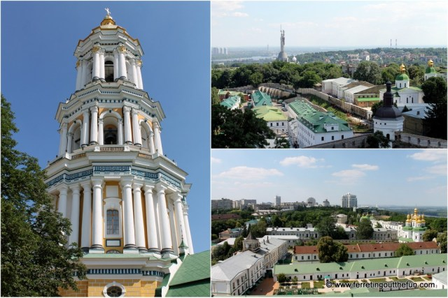 Kyiv Pechersk Lavra Great Bell Tower