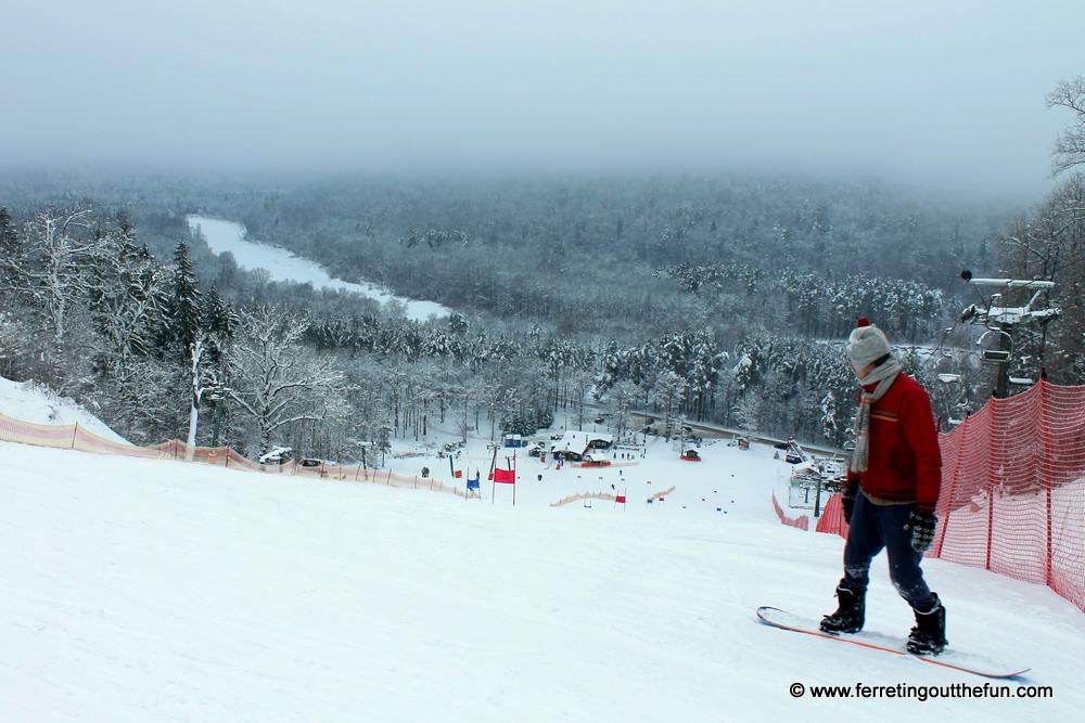 snowboarding sigulda latvia