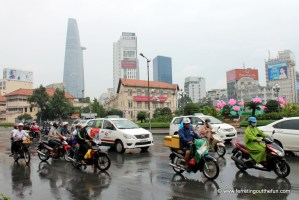 Three Days in Ho Chi Minh City, Vietnam