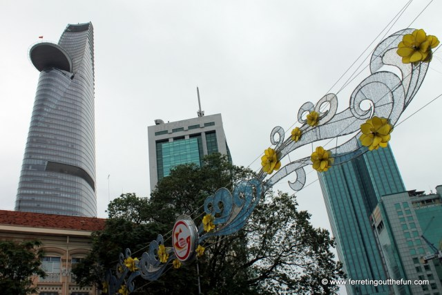 bitexco tower saigon