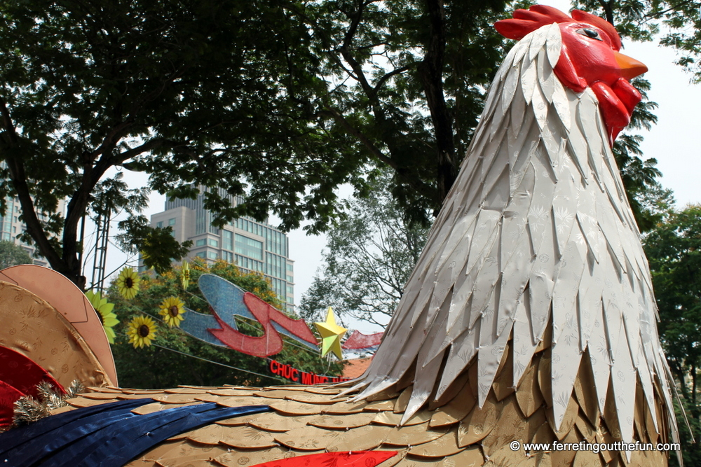 year of the rooster vietnam