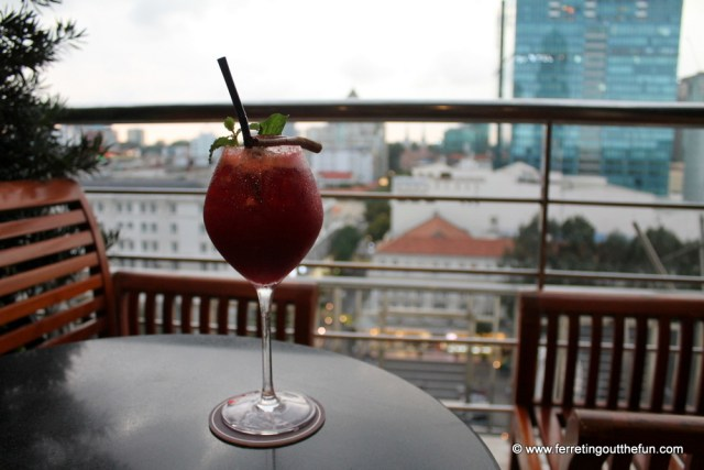 caravelle saigon rooftop bar