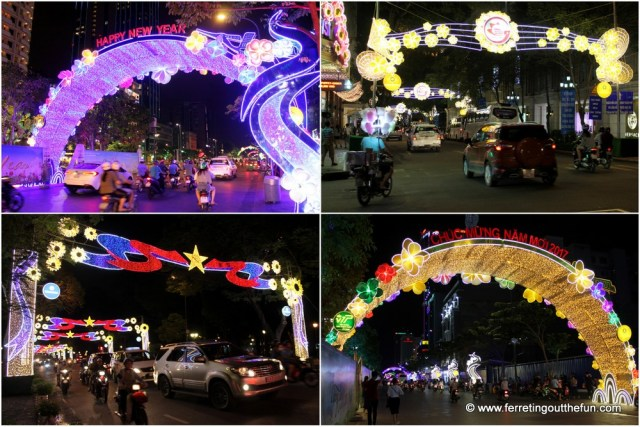 celebrating tet in vietnam