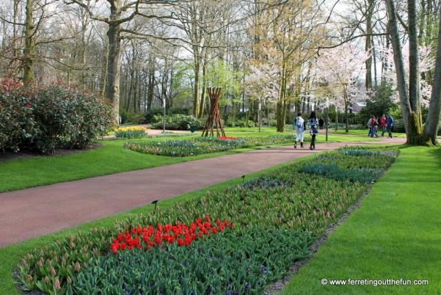 keukenhof gardens best time to visit