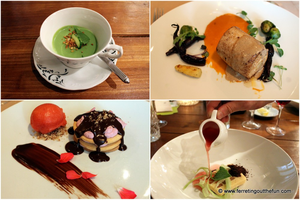 Riga Restaurant Week Menu