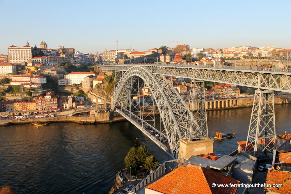 Ponte Dom Luis I Porto