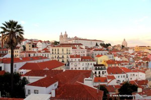 Basking in the Golden Warmth of Lisbon in Winter