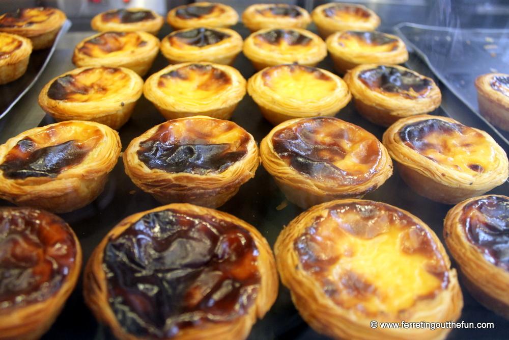 Nata Lisbon egg tarts