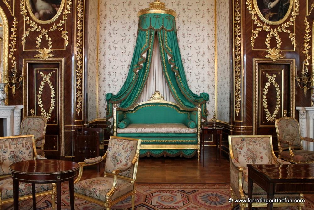 Warsaw Royal Castle interior