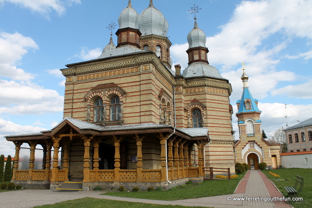 Jekabpils Orthodox Church