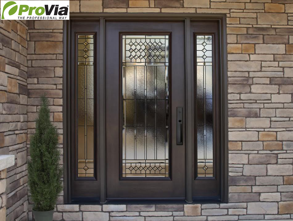 replace your doors with Ferris Home Improvements