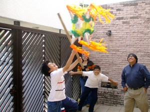 Piñata José Pacheco Pereira