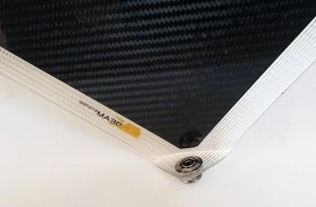SUNBEAMsystem Tough+ Carbon 116W QuickFix Solarmodul