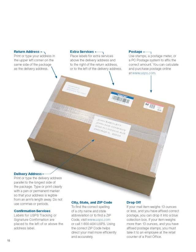 usps-sample-package - Ferrum College