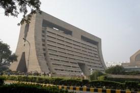Interessante Architektur - wie hier das Gebäude des Ministry for Home Affairs