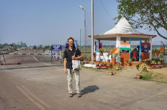India, here I am (again)! Aber dieses Mal in einem ganz anderen, eher indienuntypischen Gebiet: Assam in Nordostindien