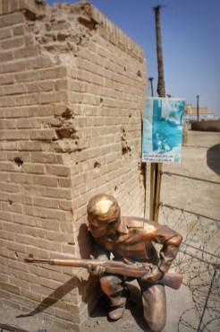 Museum über den Iran-Irak-Krieg in Khorramshar