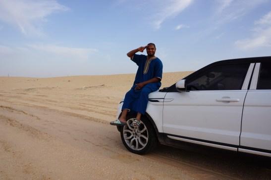 Azizas Bruder Walid – ein echt dufter Typ, entspannt und lustig