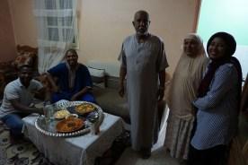Couscousessen bei Azizas und Walids Familie