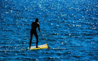 Stand Up Paddleboarding Southport