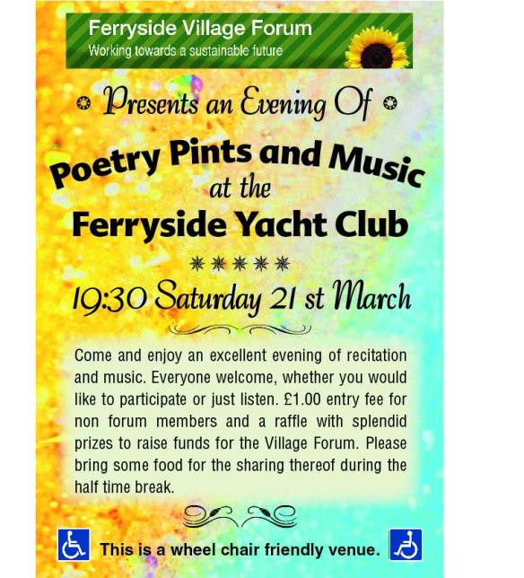 March Ferryside