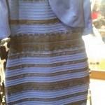 La que se ha liado con el Vestido Azul…leed leed….