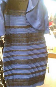 La que se ha liado con el Vestido Azul
