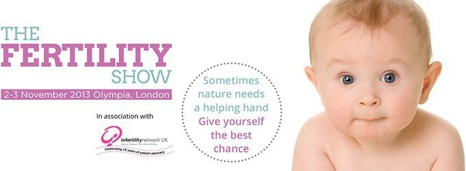 Fertility Show London 2013