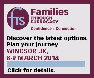 Families Through Surrogacy UK Conference