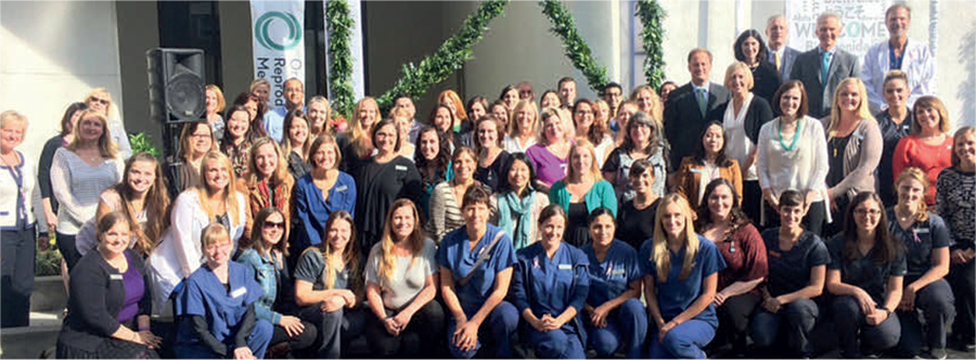 Oregon Reproductive Medicine Team