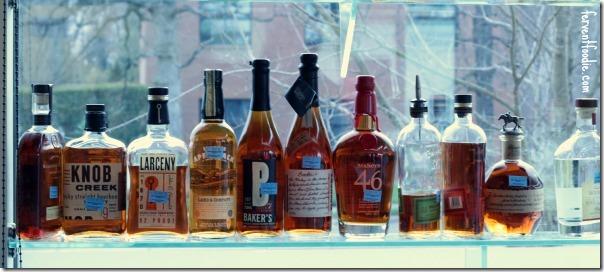 Block & Grinder - bourbon