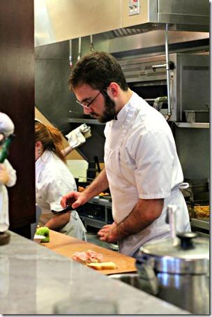 Passerelle Bistro - chef