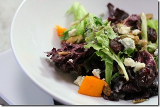 Passerelle Bistro - salad
