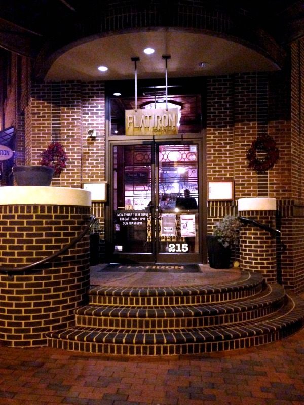Flatiron Kitchen & Taphouse–Davidson, NC {restaurant review ...