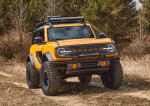 2021 Ford Bronco Front View