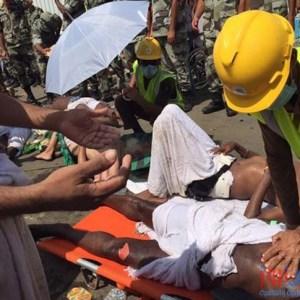 وزارة الصحة تعلن إرتفاع أعداد الوفيات في حادث تدافع مني