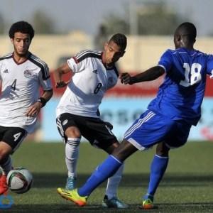 أول خسارة للمنتخب المصري أمام منتخب تشاد في جميع البطولات