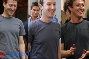 مؤسس الفيس بوك يجيب.. لماذا يرتدي نفس التيشيرت في كل مرة ؟