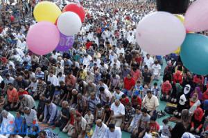 موعد صلاة عيد الفطر المبارك 2016 للعام 1437هـ وتوقيت الصلاة في جميع الدول العربية