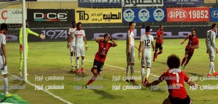 مباراة الأهلي والزمالك مباراة القمة كلاسيكو الكرة المصرية