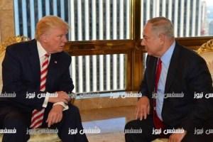 خطة جديده من ترامب لإقامة دولة فلسطينية فى سيناء خطة ترامب ونتنياهو لإقامة دولة فلسطينية فى سيناء