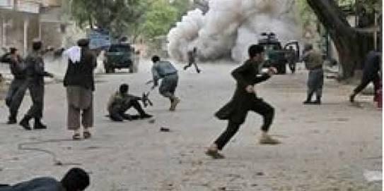 مقتل اثنين من حراس سفارة العراق في كابل من قبل داعش