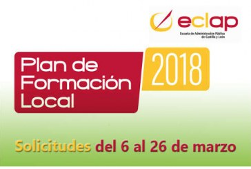 ECLAP. Plan de Formación Local 2018